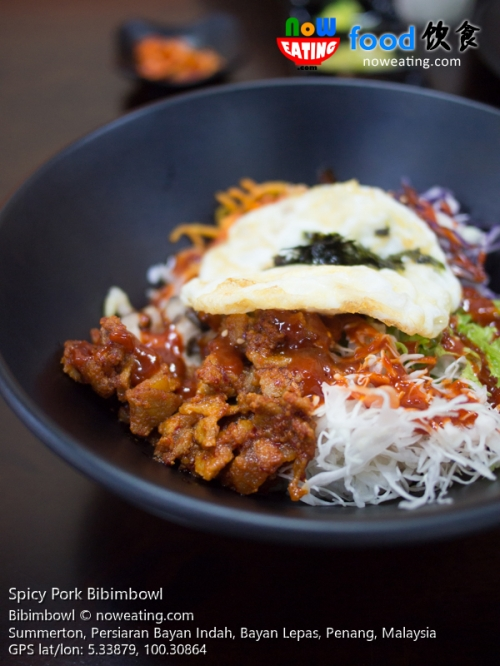Spicy Pork Bibimbowl