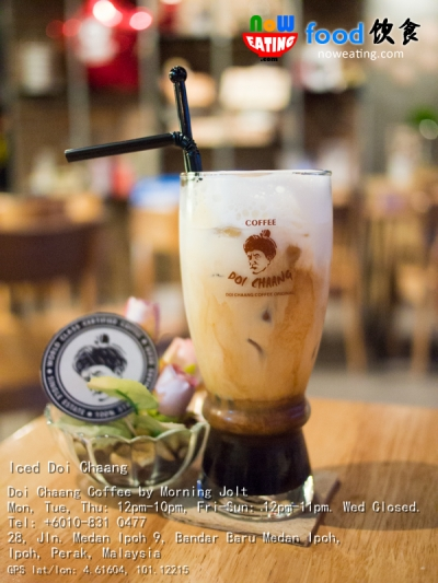 Iced Doi Chaang