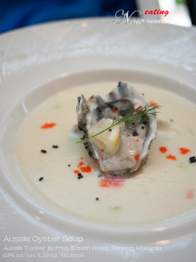 Aussie Oyster Soup