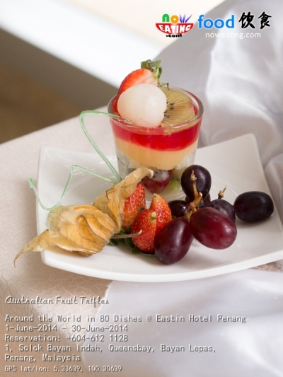 Australian Fruit Trifles