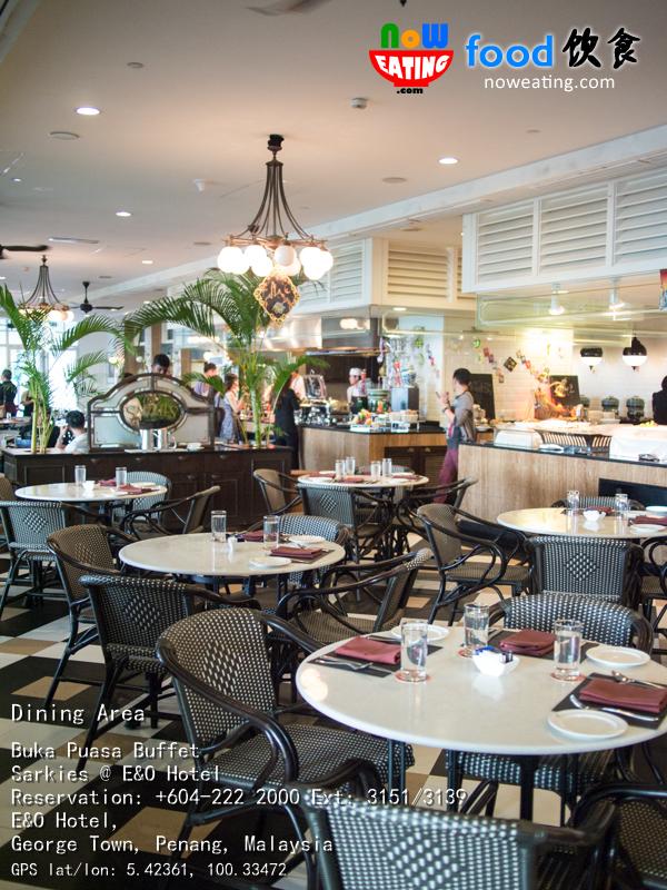 Buka Puasa Buffet EO Hotel Penang