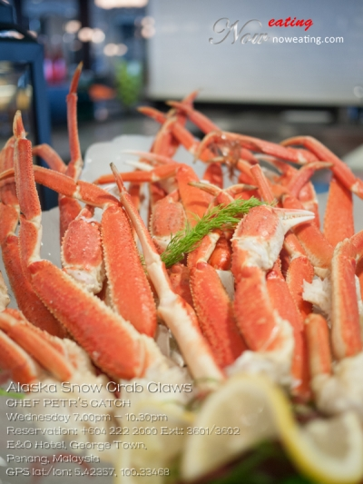 Alaska Snow Crab Claws