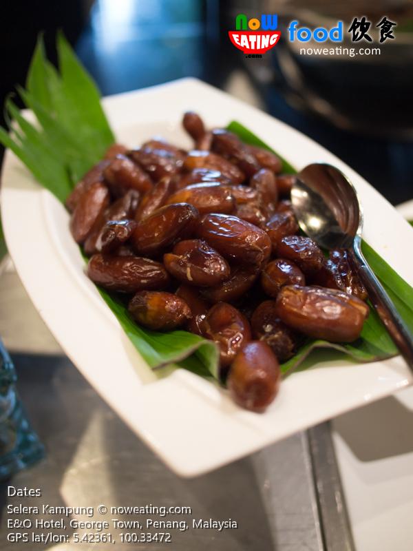 Selera Kampung & Jom Raya Buffet Lunch @ E&O Hotel   Now Eating