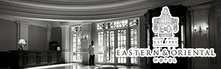 Eastern and Oriental Hotel Promotion