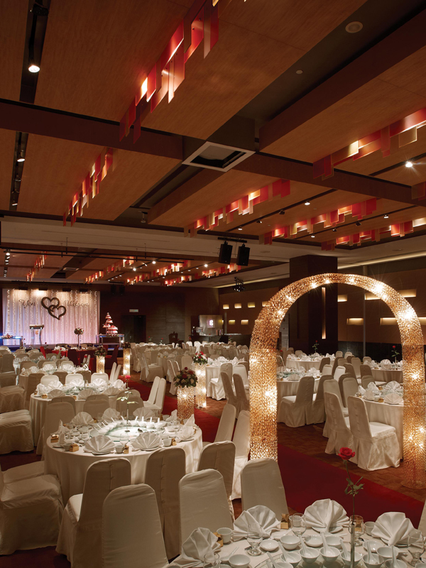 G Hotel Wedding Package13