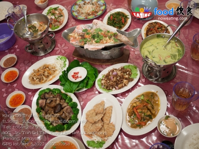 Khun De Thai Restaurant11.30am-2.30pm,5.30pm-10.00pm dailyTel: +604-282 9690