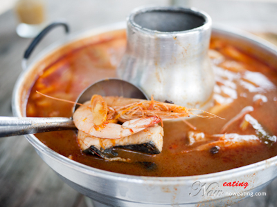 Mixed Seafood Tom Yam (Small) 传统东炎海鲜 (小)