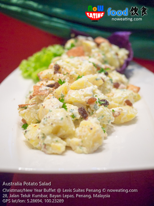 Australia Potato Salad
