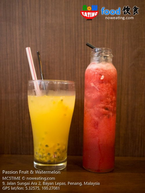 Passion Fruit & Watermelon