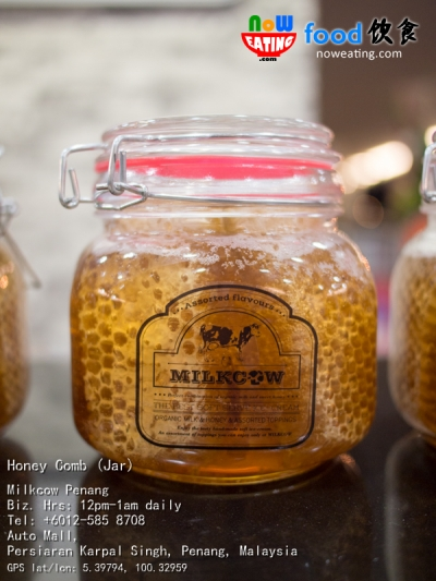 Honey Comb (Jar)
