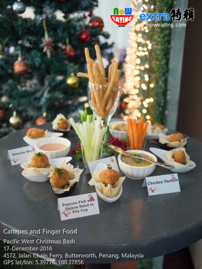 Canapes and Finger Food