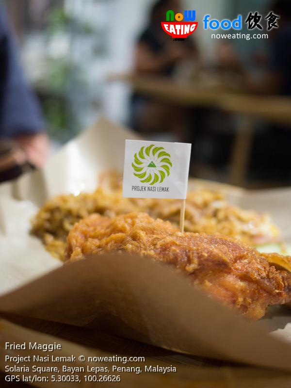Projek Nasi Lemak @ Solaria, Bayan Lepas, Penang | Now Eating