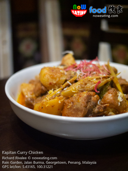 Kapitan Curry Chicken