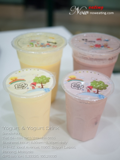 Yogurt & Yogurt Drink