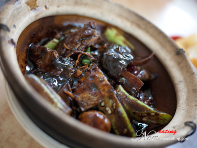 干肉骨茶 Dried Bak Kut Teh