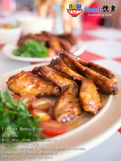 Florida Honey Wings