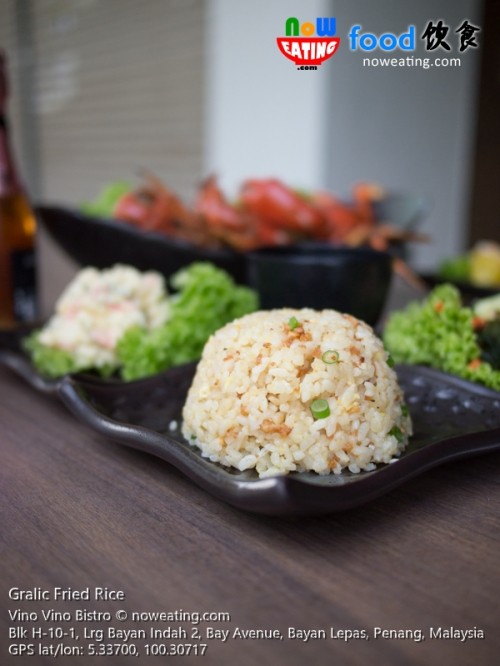 Gralic Fried Rice